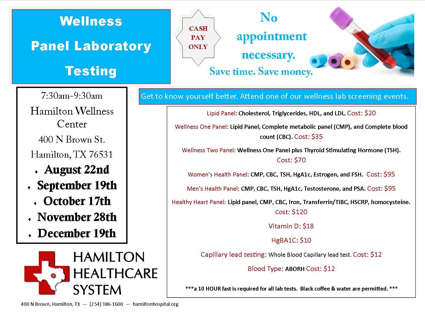 News & Events – Hamilton Healthcare System